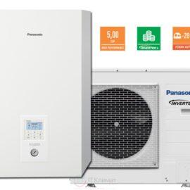 Тепловые насосы воздух-вода Panasonic