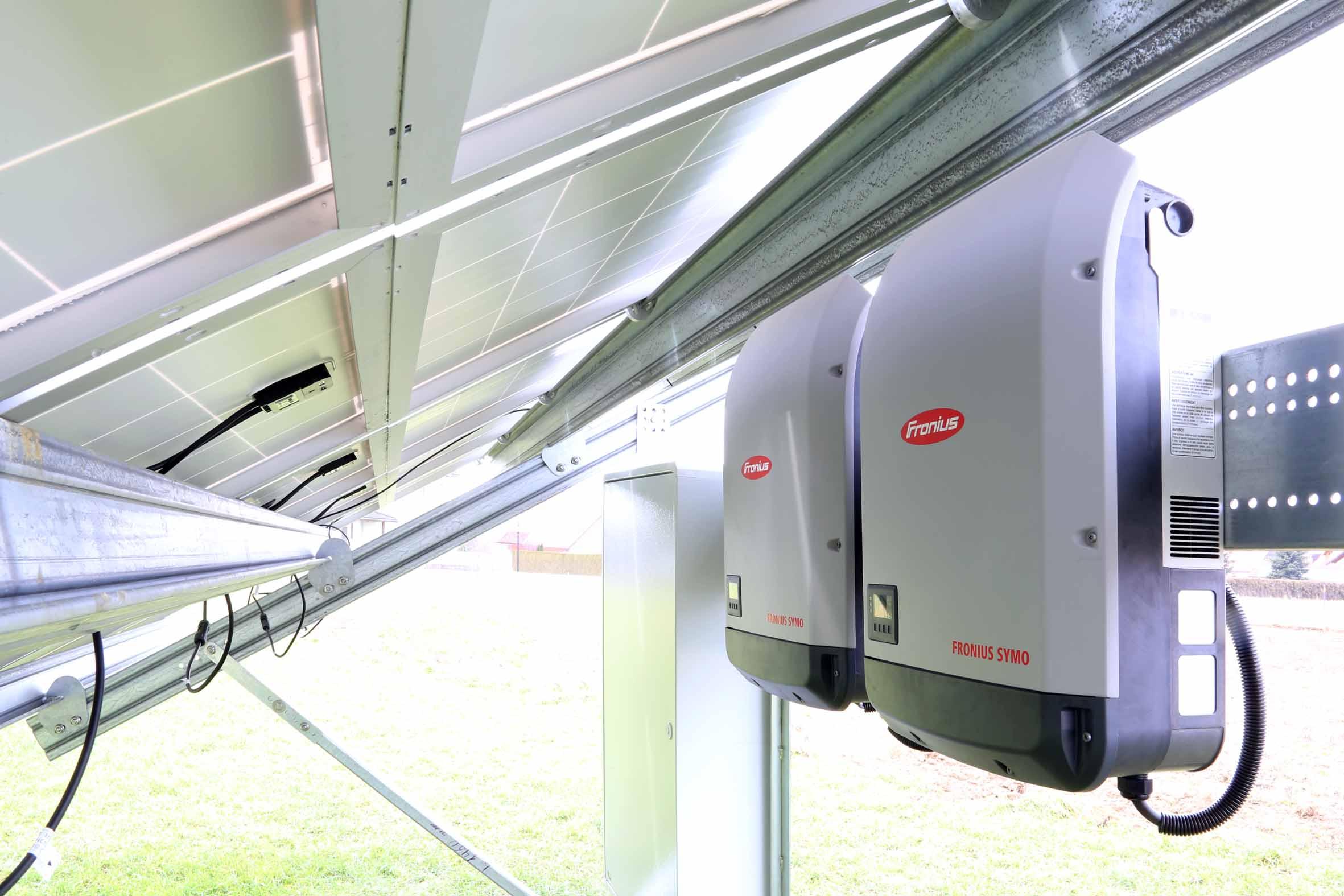Солнечные сетевые электростанции (без АКБ)