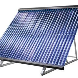 Вакуумные солнечные коллекторы из России ЯSolar с U-образной трубкой