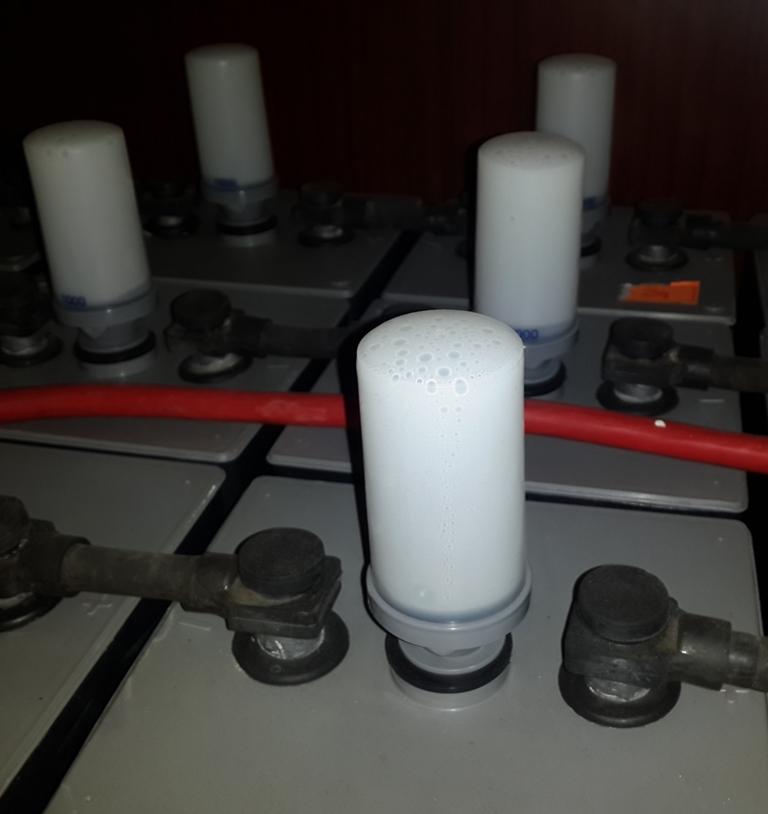 Тяговые (панцирные) аккумуляторы