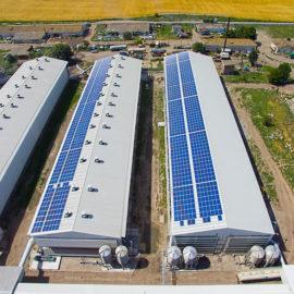 СЭС солнечные сетевые электростанции трехфазные Fronius под ключ
