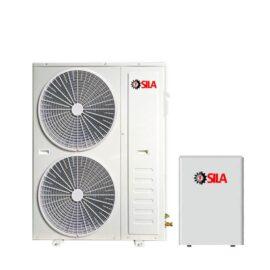 тепловые насосы воздух-вода SILA